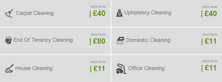 fulham cleaning great prices